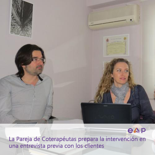 Coterapia, un ejemplo de relación para trabajar las relaciones. EspacioAP. EAP. eap. espacio de acompañamiento psicoterapeutico. psicologia, psicologo, psicologa, psicologos, alboraya, valencia